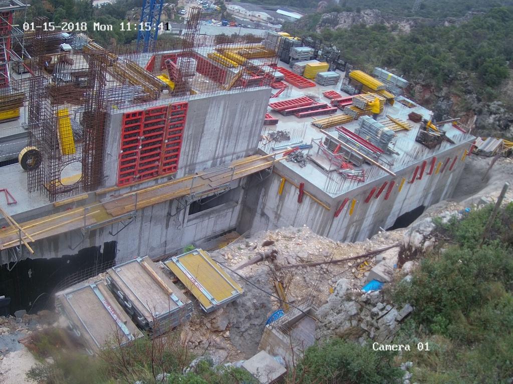 Napreduju radovi na izgradnji pročistača